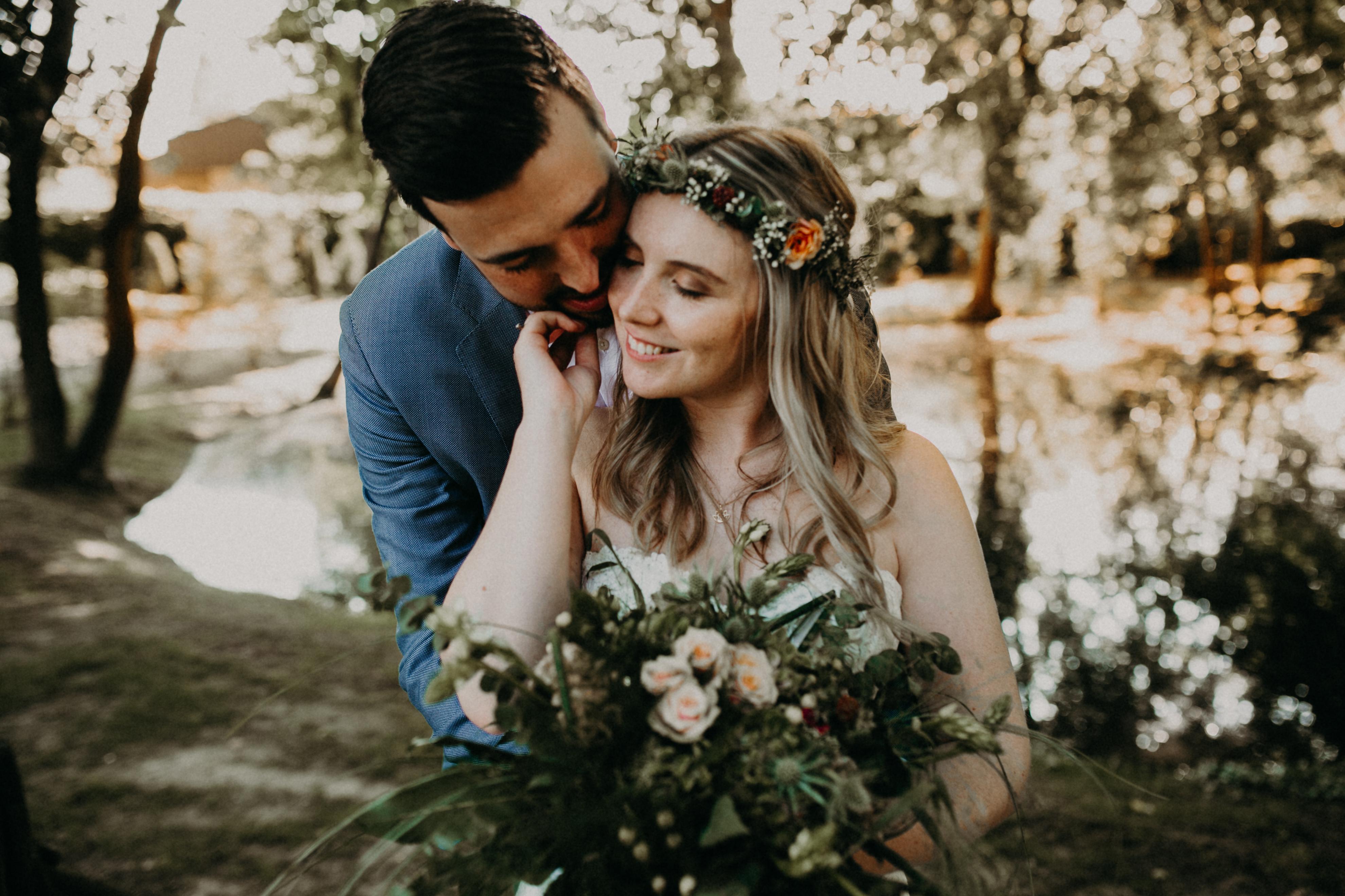 Sara & Denis Hochzeit